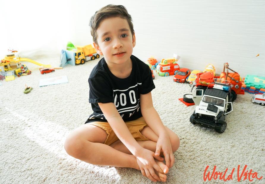 Пятилетнему Мише нужна срочная операция и ваша поддержка